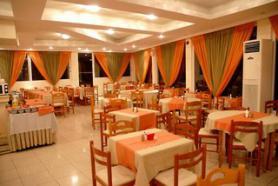 Restaurace v hotelu Admiral, Argassi
