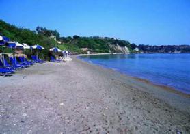 Ostrov Zakynthos a hotel Arion Renaissance s pláží