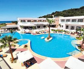 Ostrov Zakynthos a hotel Lesante s bazénem