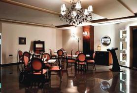 Ostrov Zakynthos a hotel Lesante s restaurací