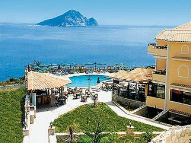 Zakynthos a hotel Harmony