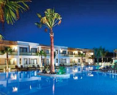 Ostrov Zakynthos a hotel Lesante