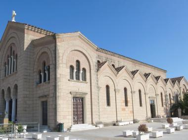 Kostely ostrova Zakynthos