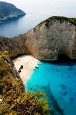 Ostrov Zakynthos a Volimes - nedaleká pláž Navagio
